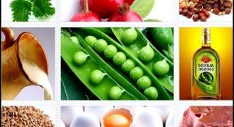 Симптомы недостаточности витамина РР и витамина В6