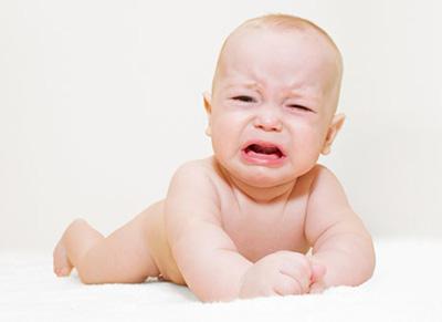 Причины плача грудных детей