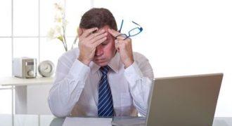 Профессиональные заболевания офисных работников
