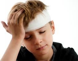 Сотрясение головного мозга у детей