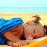 Тепловой и солнечный удары у детей